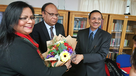 Farewell Reception in honour of H.E. Mr. J K Sharma, Consul General