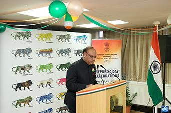 Celebration of 68th Republic Day
