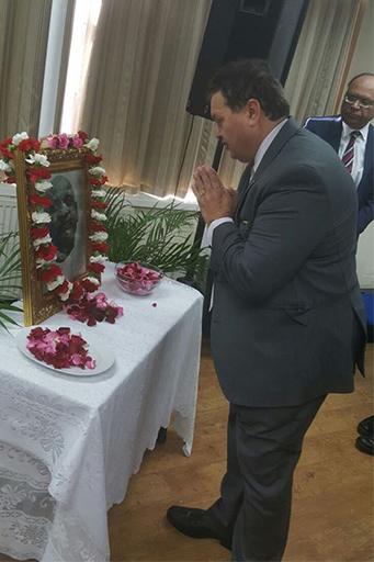 Celebrations of 141st Birth Anniversary of Sardar Vallabhbhai Patel and Rashtriya Ekta Diwas(National Unity Day)