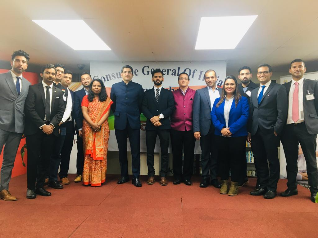 CGI Birmingham < INSA, UK held an Interactive session with students from Universities across Midlands